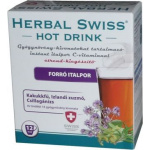 Herbal Swiss Hot Drink insant italpor 12db