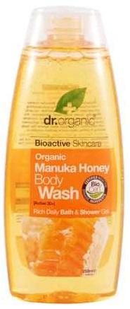 2328 Ft - Dr. Organic bio Manuka Honey mézes tusfürdő..