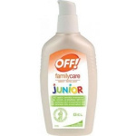 Off! Family Care Junior rovarriasztó gél 100ml