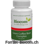 Biocom Green Coffee Bean Complex kapszula 60db