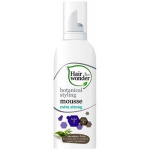 Hair Wonder by Nature extra erős hajformázó hab 200ml