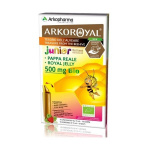 Arkoroyal Junior Bio Royal Jelly 500mg ampulla 10x15ml