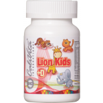 CaliVita Lion Kids D rágótabletta 90db