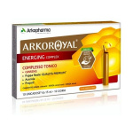 Arkoroyal Royal Jelly EnerGing Complex ampulla 10x15ml