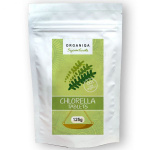 Organiqa bio chlorella 500mg tabletta 250db