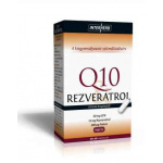 Interherb Q10 and Rezveratrol kapszula 30db