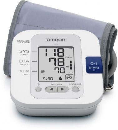 OMRON M3-EE felkaros automata vérnyomásmérő 1db..