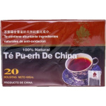 Big Star kínai Pu-erh tea  (filteres) 20x2g