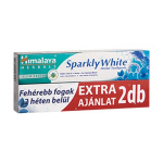 Himalaya Herbals Sparkly White fogkrém Duo Pack 150ml