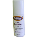 Pedimed natúr lábdezodor spray 100ml