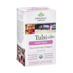 Tulsi bio Sweet Rose filteres tea 18db