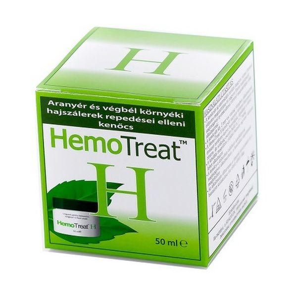 HemoTreat H aranyér elleni kenőcs 50ml - Egészségpláza..