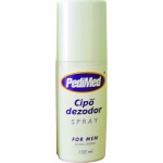 Pedimed férfi cipődezodor spray 100ml