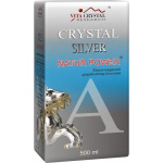 Crystal Silver Natur Power (Nano Silver) folyadék 500ml