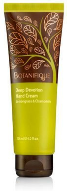 Αποτέλεσμα εικόνας για Botanifique Deep Devotion Hand Cream - Lemongrass & Chamomile 125ml