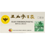 Big Star eleuthero ginseng royal jelly ivóampulla 10x10ml