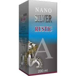 Crystal Silver Natur Power Rustic 200ml