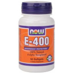 Now E-400 Antioxidant kapszula 50db