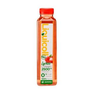 LiquiColl cukormentes kollagén ital - licsi 500ml..