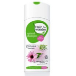 Hair Wonder by Nature bio sampon korpásodás ellen 200ml