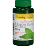 Vitaking Lemon Balm (Citromfű levél) 500mg kapszula 60db