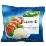 Dennree bio mozzarella 100g