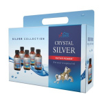 Crystal Silver Collection ezüstkolloid kollekció 5x100ml